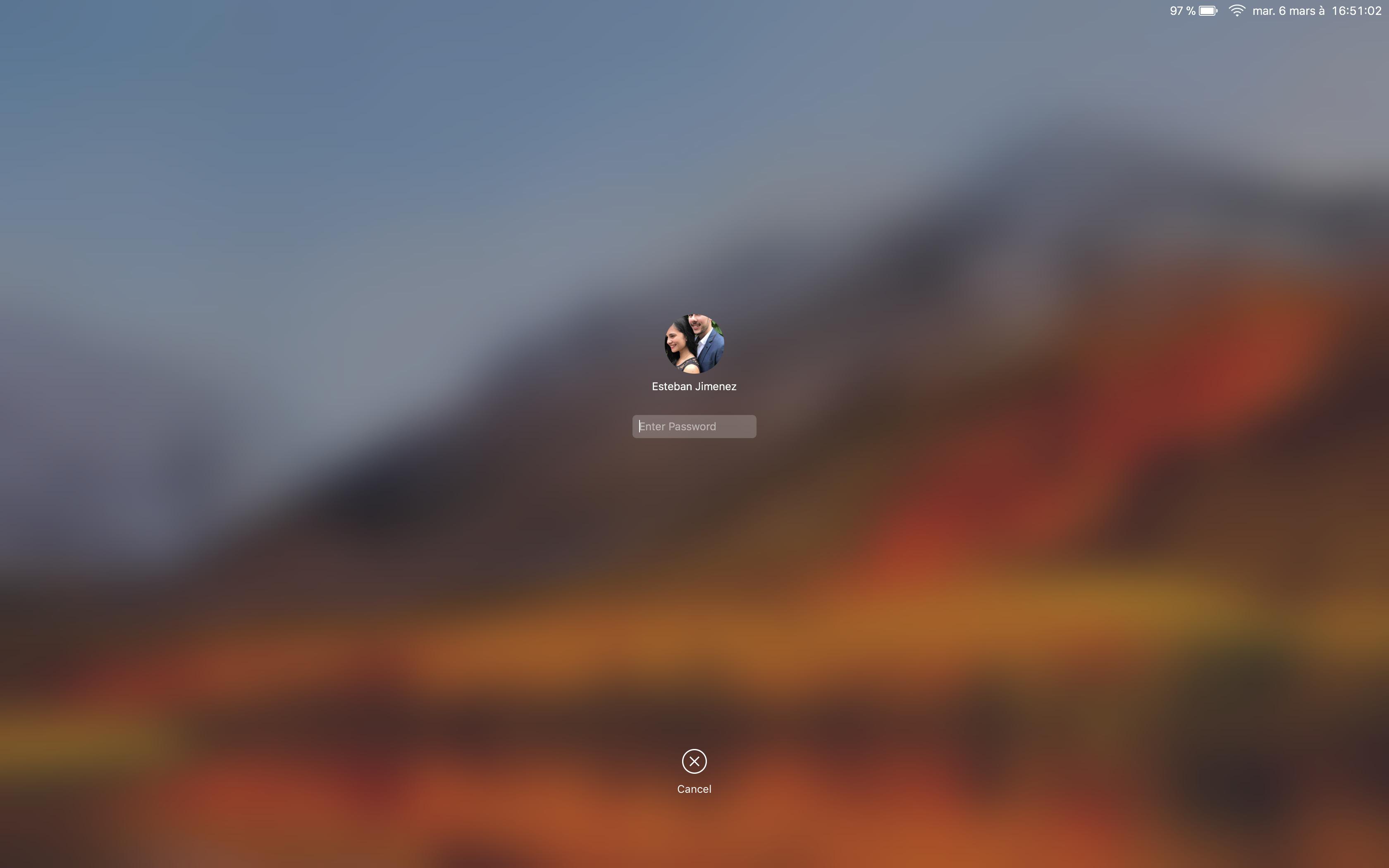 Changer la langue des écrans sytème sur MacOS